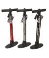 Stevige fiets pomp met adapters
